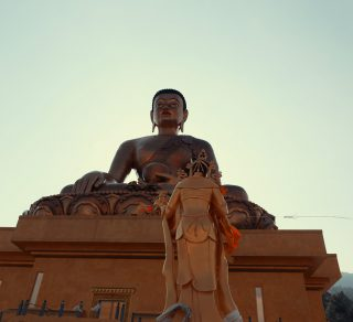 Kuensel Phodrang, Big Buddha Point