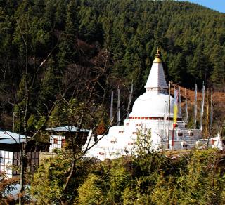 Chendebji Chorten (Stupa)