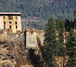 Drugyal Dzong