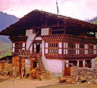 Paro Farm House